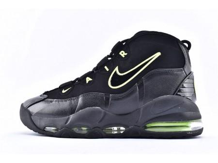 Nike Air Max Uptempo 95 Negras/Verdes 922936-002 Hombres