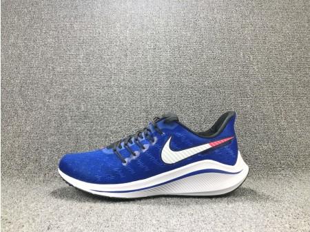 Nike Air Zoom Vomero 14 Indigo Force Photo Azul Negro AH7857-400 Hombres