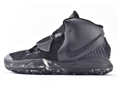 Nike Kyrie 6 EP Todas Negras BQ4630-001 Hombres