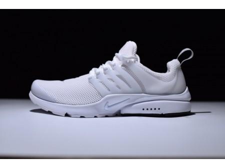 Nike Air Presto Triple Blanco Mesh 848132-100 para Hombres