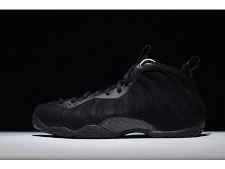 Nike Air Foamposite One PRM Triple Negro Suede 575420-006 para Hombres