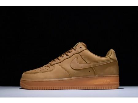Nike Air Force 1 Low 07 Lv8 Flax Trigo Af1 888853-200 para Hombres y Mujeres