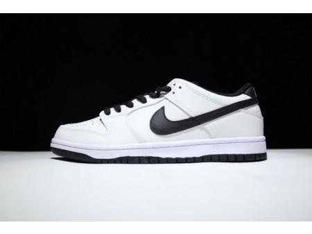 Nike Dunk Low Sb ishod Wair Blanco Negro 819674-101 para Hombres y Mujeres