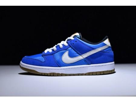 Nike Sb Dunk Low Pro Chun Li Azul Blanco 304292-405 para Hombres y Mujeres