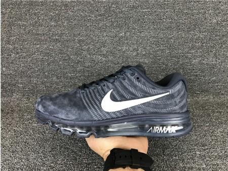 Nike Air Max 2017 Dark Gris 849559-400 para Hombres