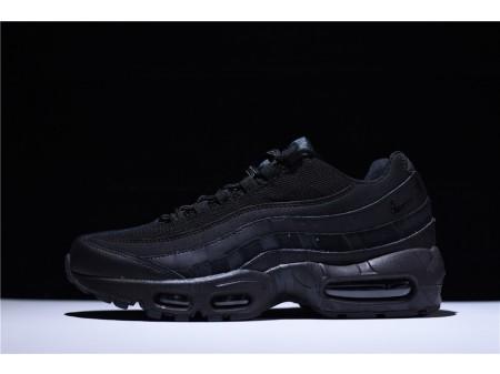 Nike Air Max 95 Triple Negro 609048092 para Hombres