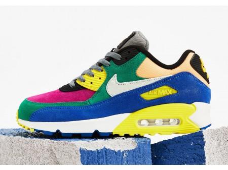 "Nike Air Max 90 QS ""Viotech 2.0"" CD0917-300 Homens Mulheres"