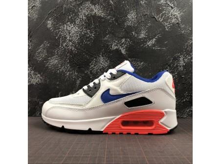 Nike Air Max 90 ESSENCIAL Ultramarine 537384-136 Homens Mulheres
