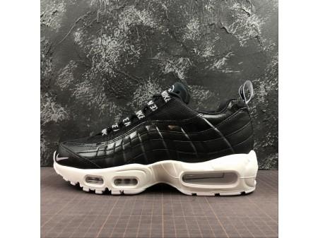 Nike Air Max 95 PRM Overbranding preto 538416-020 para homens