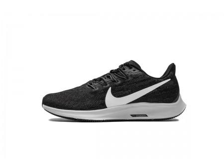 Nike Air Zoom Pegasus 36 Preto/Branco AQ2203 002 Homens Mulheres