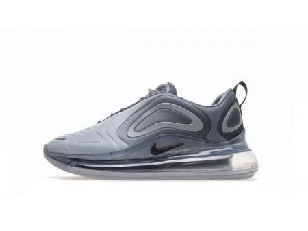 "Nike Air Max 720 ""Cinza Carbono"" Homens e Mulheres"