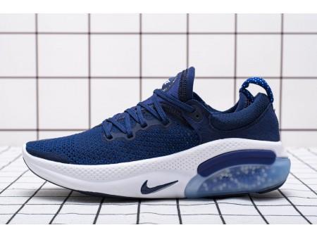Nike Joyride Run FK Azul Escuro Branco AQ2731-400 Homens Mulheres