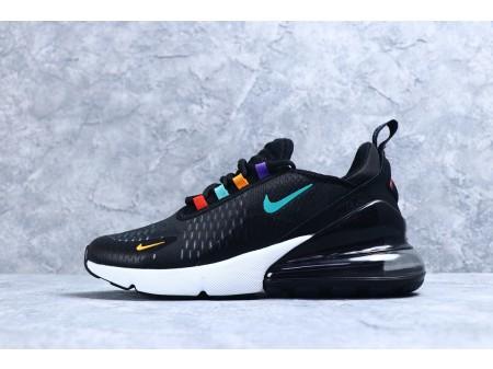 """Nike Air Max 270 """"Summer Gradient"""" CN7077-005 Homens e Mulheres"""