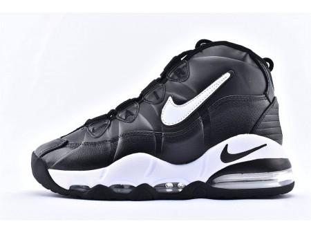 Nike Air Max Uptempo 95 Preto/Branco 922936-001 Homens