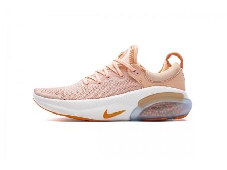 Nike Joyride Run FK Sunset Tint Laranja Rosa AQ2731 601 Mulheres