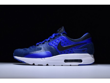 Nike Air Max Zero Essential Paramount Azul 876070-001 para Homens