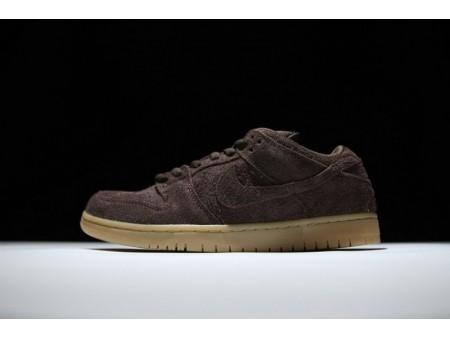Nike Dunk Low Sb Big Foot Marrom 313170-222 para homens