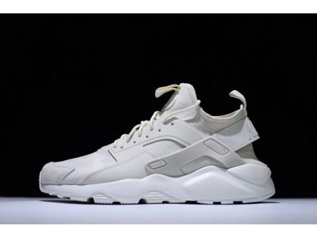 Nike Air Huarache Ultra Id Bege 829669-665 para homens e mulheres