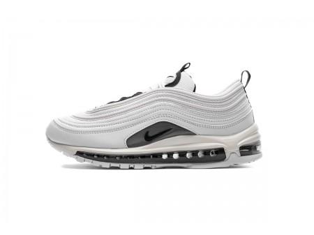 Nike Air Max 97 Wit Zwart Zilver 921733-103 Heren en Dames