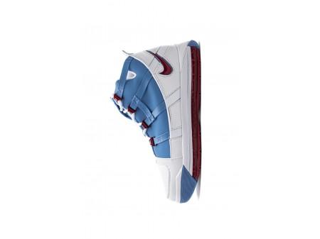 """Nike Zoom Lebron III QS """"Houston Oilers"""" University Blauw Rood AO2434-400 Heren"""