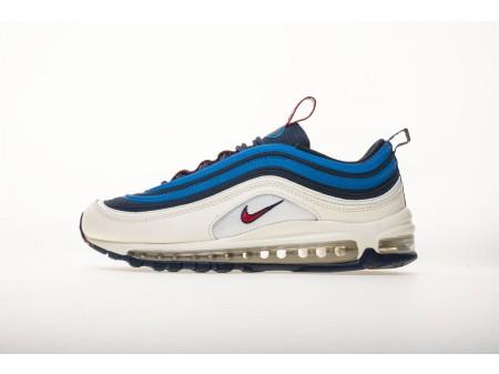 "Nike Air Max 97 SE ""Pull Tab"" Obsidian Universiteit Rood Sail AQ4126 400 Heren en Dames"