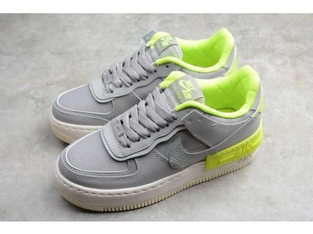 Dames Nike Air Force 1 Low Shadow SE Atmosphere Grijs CQ3317-002 Dames