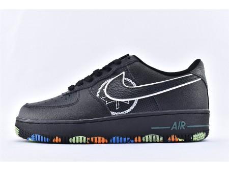 "Nike Air Force 1 Low ""NYC Parks"" Zwart CT1518-001 Heren"