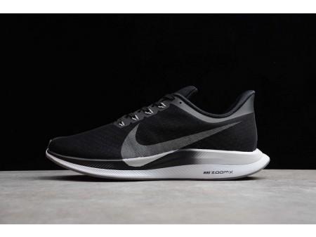 Nike Zoom Pegasus 35 Turbo Zwart Oil Grijs AJ4114-001 Heren