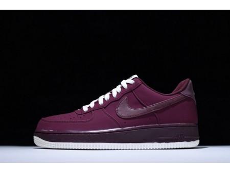 "Nike Air Force 1 Low ""Night Kastanjebruin"" paars 820266-604 voor heren"