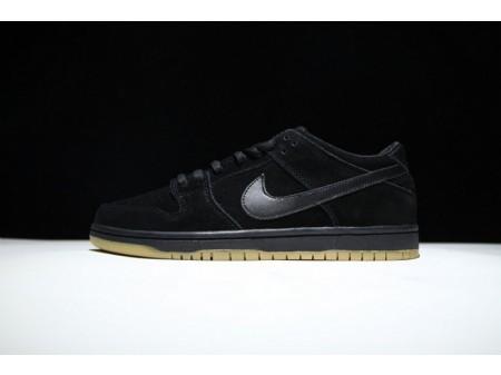 Nike Dunk Low Pro Sb Ishod Wair Zwart 819674-002 voor heren