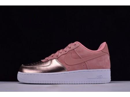 Nike Air Force 1 Medium Roze AH8147-600 voor dames