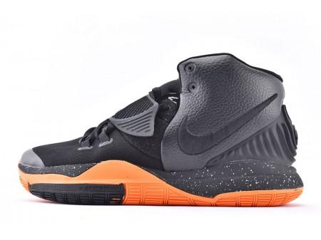 Nike Kyrie 6 EP Nero Arancione BQ4630-006 Uomo