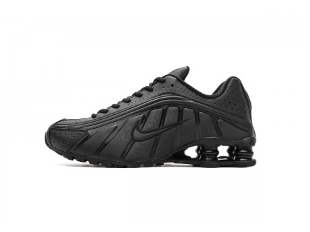 Nike Shox R4 All Nero BV1111-001 Uomo