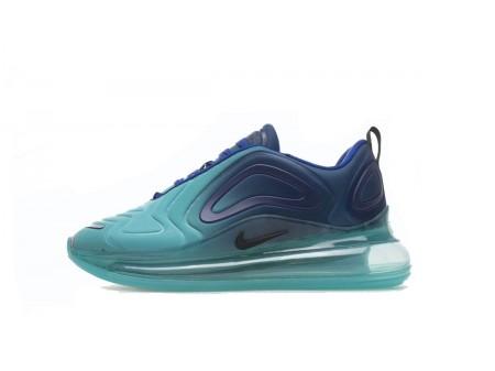 "Uomo e donna Nike Air Max 720 ""Mint Verde Gradual Blu"""