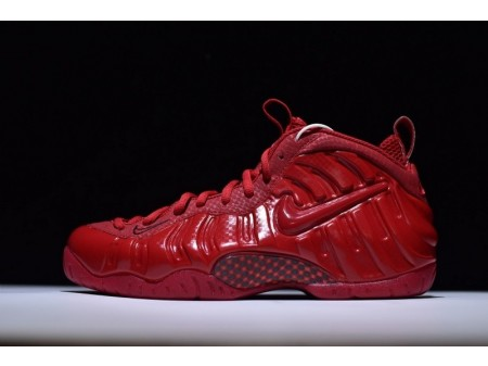"""Nike Air Foamposite Pro Gym Rosso """"Rosso October"""" 624041-603 da uomo"""
