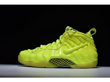 Nike Air Foamposite Pro 'Volt' 624041-700 da uomo