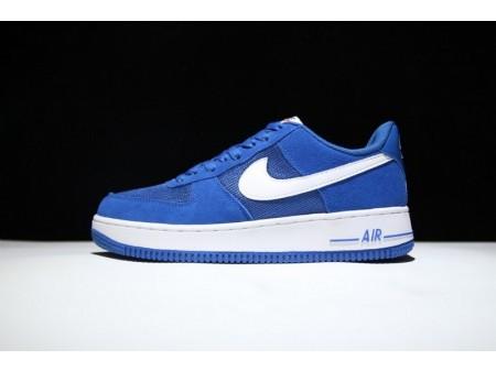 Nike Air Force 1 Low Star blu e bianco 820266-402 per uomo