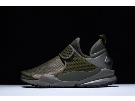 Nike Sock Dart Mid Se Oliva 924454-300 per uomo e donna