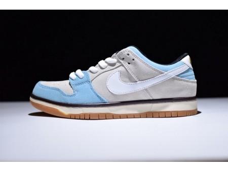 """Nike Sb Dunk Low Pro """"Gulf of Mexico"""" Glacier Ice 304292-410 da uomo e da donna"""