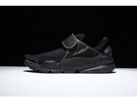 Nike Sock Dart Nero/Nero Volt 819686-001 per uomo