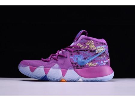 Nike Kyrie 4 EP Confetti Multicolore AJ1691-900 per Uomo